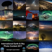 UN ESPAÑOL ENTRE EL PALMARÉS DEL OCTAVO 'EARTH AND SKY PHOTO CONTEST' DE TWAN